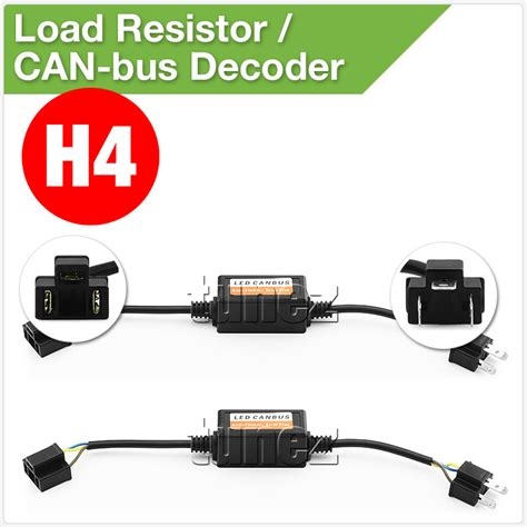 resistor decoder tunezmart australia s favourite car accessories store led bulb