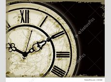 Tools And Supplies: Closeup View Of Antique Clock - Stock ... Free Clip Art Of Hands