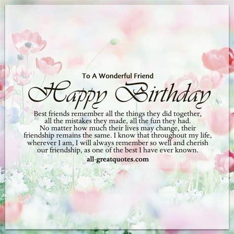 happy friend message 25 best ideas about happy birthday best friend on