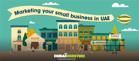 Home Business Ideas Uae Infographics Marketing Your Small Business In Uae
