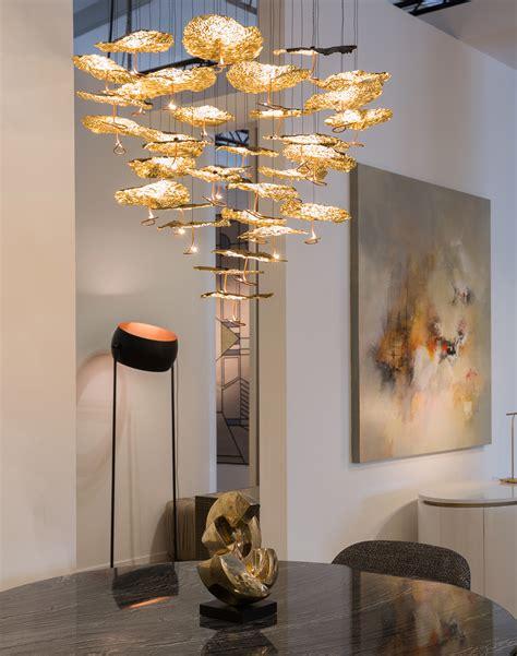 gold moon chandelier catellanismith