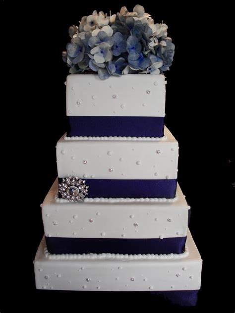 Wedding Cake Blue by Navy Blue Wedding Cake That S My Cake