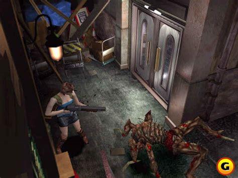 resident evil 3 silver scream retro review resident evil 3 nemesis psx