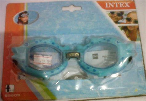 Kacamata Renang Hello Dan Domo perlengkapan mandi exle zoomtemplate