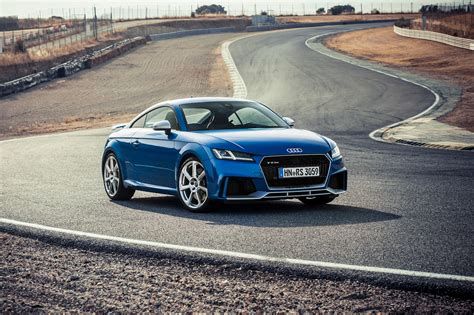 audi rs seven 2017 audi tt rs drive review motor trend