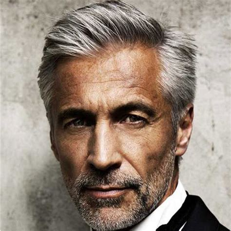 Best hairstyle for older man dating