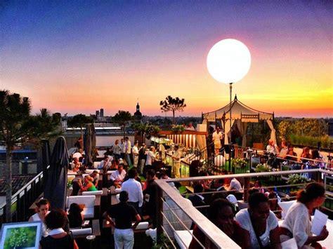terrasse restaurant bordeaux restaurants avec panorama toit terrasse 224 bordeaux la