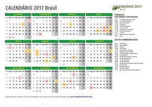 Calendã 2017 Feriados Calendarios 2017 Calendars