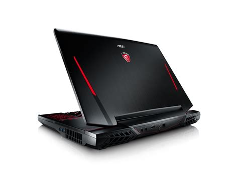 Laptop I7 Gaming buy msi gt80s 6qf titan sli i7 gaming laptop with 2tb ssd and 64gb ram at evetech co za