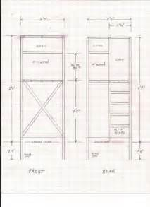 Hunt Box Floor Plans Free Deer Hunting Stand Plans