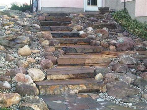 1000 Images About Landscaping A Slope On Pinterest Slippery Rock Lawn And Garden