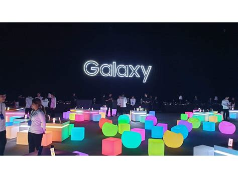 Samsung Galaxy A80 Launch Event by Samsung Galaxy A80 Galaxy A70 Launched Key Highlights From The Event News Gadgets Now