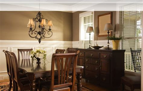 catchy ideas for wall dining room custom home design