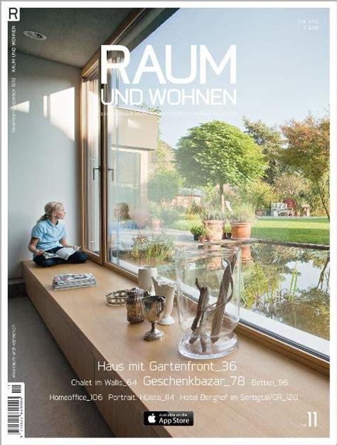 Wohnen Zeitschrift by Zeitschriften Haus Und Garten Zeitschriften Abos Ch