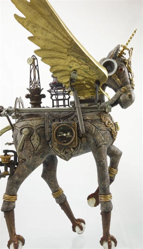 steampunk horses images  pinterest drawings