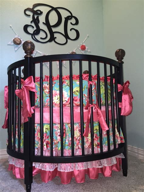 round bassinet bedding round crib beddinground crib sets for girls round baby