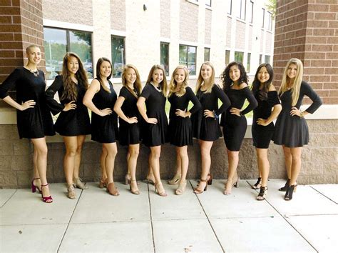 MTHS Names Homecoming Queen Candidates   TownLively