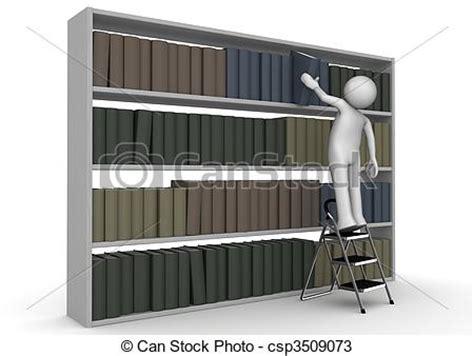 libreria di libro in libro disegni di libro libreria scala libro volerci uomo