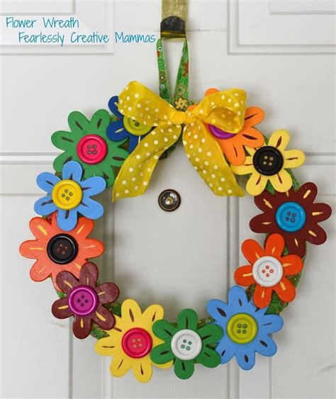 flower door wreath     floral wreath