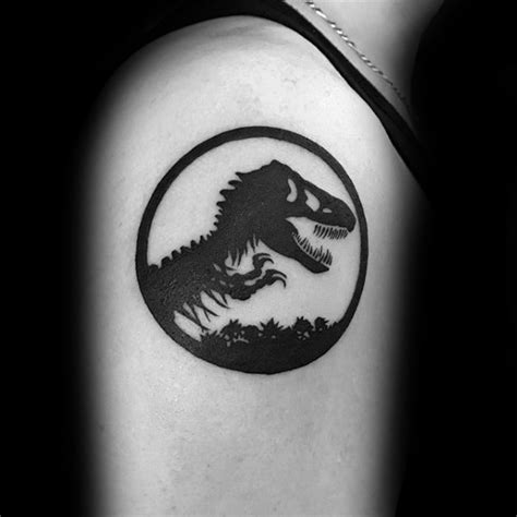 tattoo gallery college park 62 great jurassic park tattoos ideas gallery golfian com