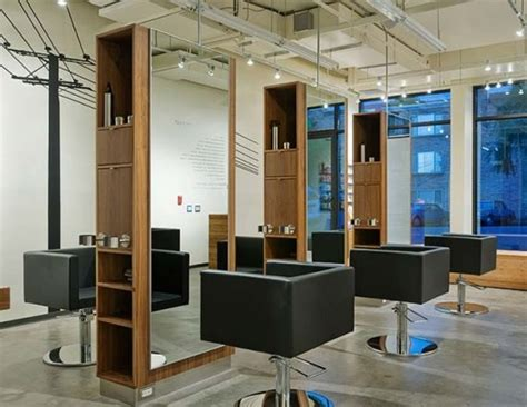 hairdressing salon layout pictures dot hachey creates a modern hair salon in seattle washington