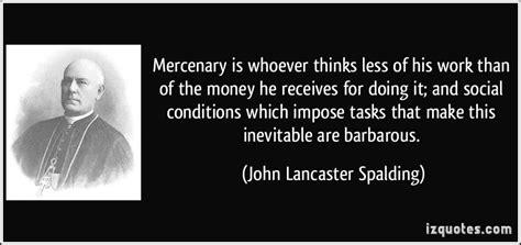 Mercenary Quotes