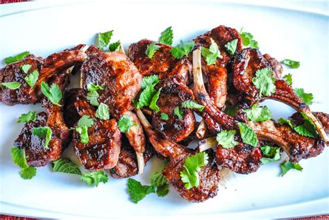 Sunday Bbq Pomegranate Grilled Chops by Grilled Chops With Pomegranate Glaze Grilling Wino
