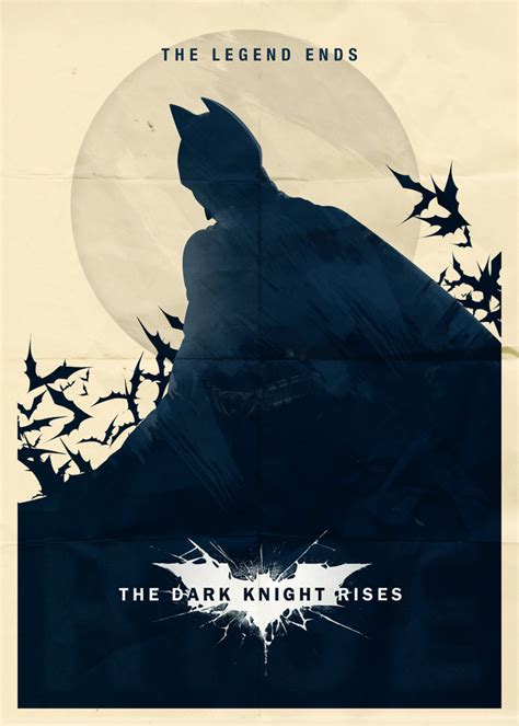 dark posters alternative movie poster for batman the dark knight rises