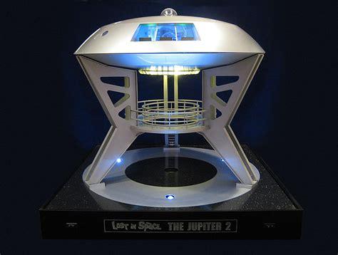 lost in space jupiter 2 model jupiter 2 diorama 40 timewarp
