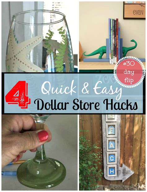 dollar store diy home decor dollar store hacks 30dayflip