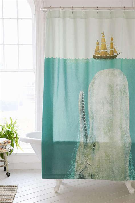 art shower curtain diy shower curtain art house of jade interiors blog