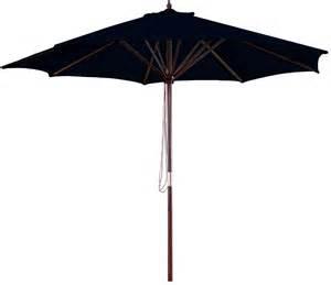 Wooden Patio Umbrella Black 9 Wooden Market Umbrella Eventstable Eventstable