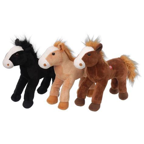 Home Decor Cyber Monday plush horse 13 5 quot