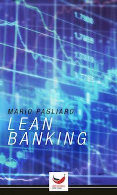 La Banca Intorno A Te by Lean Banking La Banca Costruita Intorno A Te Ebook Di M