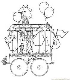 circus coloring pages circus themed coloring pages coloring home