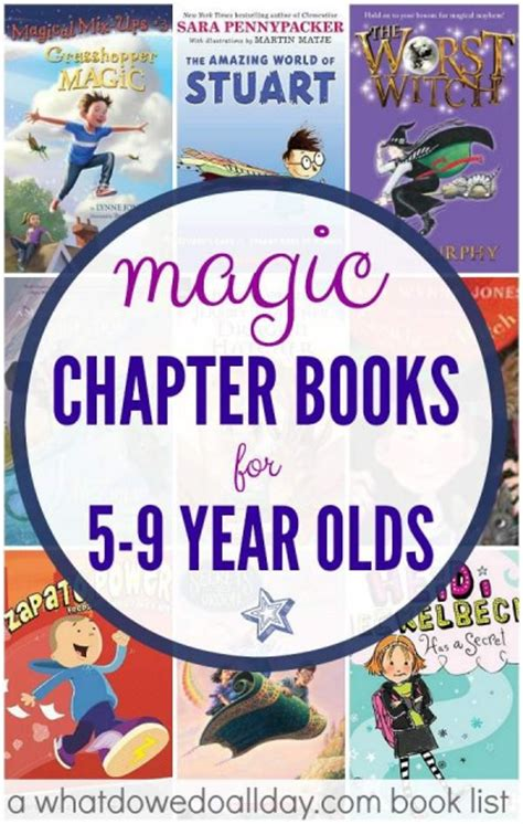 picture books for 9 year olds magic early chapter books for ages 5 9
