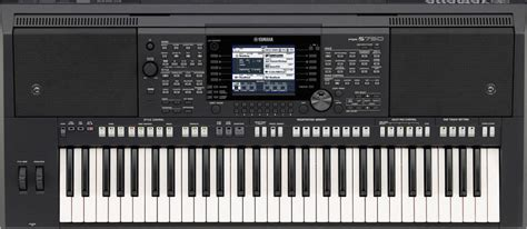 Keyboard Yamaha Psr S750 Second yamaha psr s750 arranger workstation keyboard mcquade musical instruments