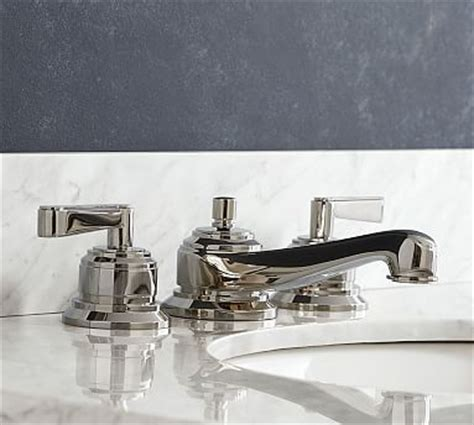 covington lever handle widespread bathroom faucet