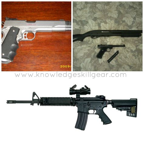 best home defense weapon images