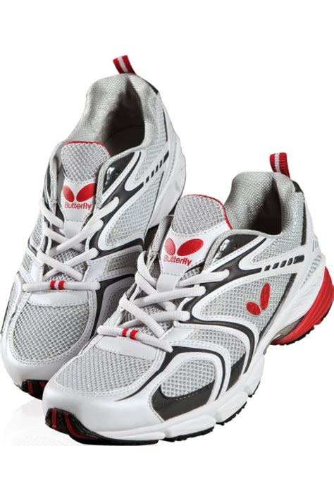 Butterfly Table Tennis Shoes by Butterfly Radial Run 12 Table Tennis Shoes Footwear From
