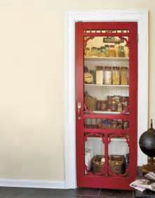Kitchen Pantry Door Ideas by Pantry Screen Door I Love This Idea For The Home