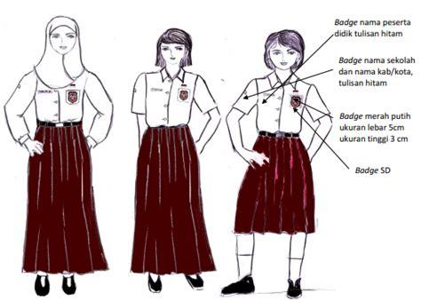 Ischool Baju Sekolah Sd 10 permendikbud nomor 45 tahun 2014 tentang pakaian seragam