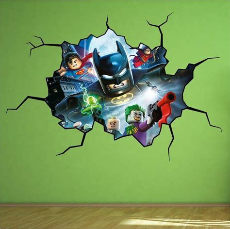 lego batman vinyl wall mural decal sticker star wars 3m lego wall murals