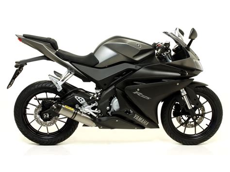 125ccm Motorrad Yamaha Yzf R125 by Racing Collector Yamaha Yzf R 125 2014 2016 Arrow 51011mi