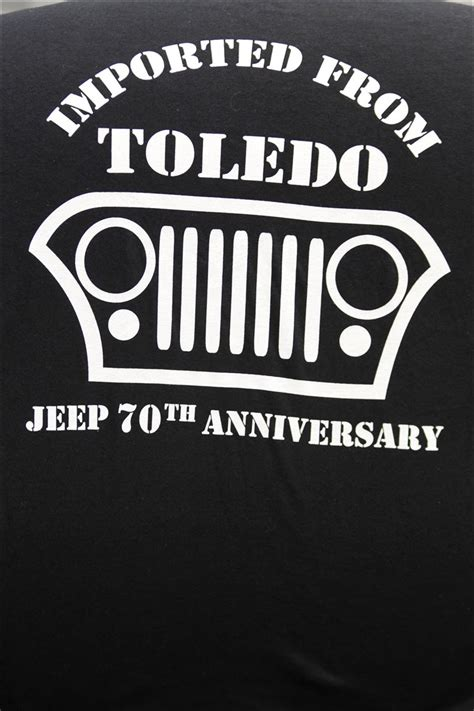 Tshirt Play Jeep chrysler runs local dealers initiative toledo blade