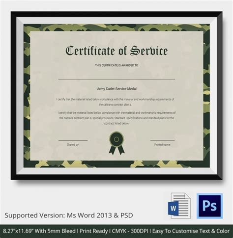 certificate of service template sle certificate of service template 16 documents in