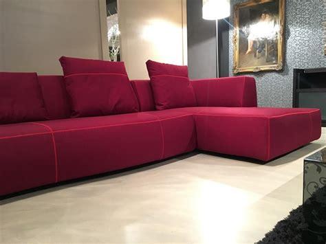 divani b b outlet divano con penisola bend sofa b b prezzi outlet