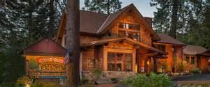 lake tahoe cabin rentals at cedar glen lodge 530 546 4281