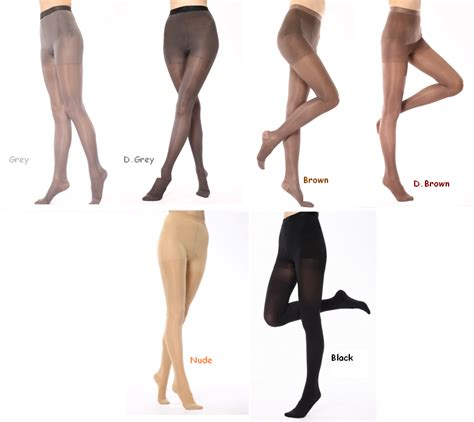 comfortable pantyhose comfortable compression pantyhose 23 32mmhg