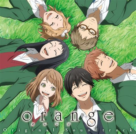 X Anime Soundtrack by Cdjapan Quot Orange Tv Anime Quot Original Soundtrack